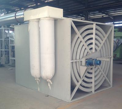 除尘配件清洗的主要工艺流程介绍